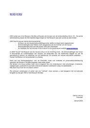 Jaarverslag 2003 - Sincfala