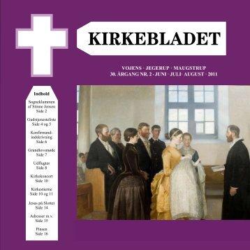 kirkebladet - Vojens Kirke