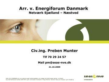 Energimærkning - Energiforum Danmark