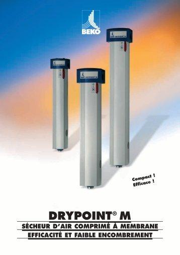 DRYPOINT® M - BEKO TECHNOLOGIES