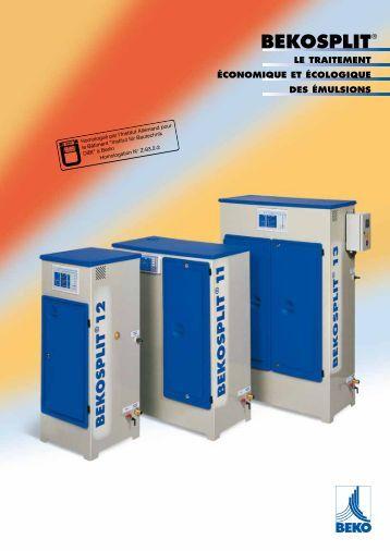 BEKOSPLIT - BEKO Technologies Gmbh