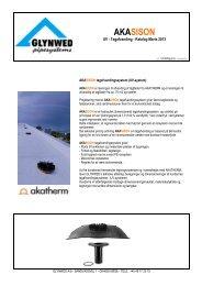 Akasison Katalog Marts 2013 - Glynwed A/S