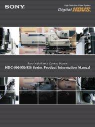 Sony 900 Series Manual.pdf