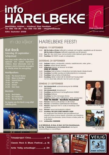 september - Stad Harelbeke
