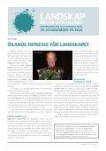 Landskap – delar och helhet - Riksantikvarieämbetet - Page 2