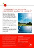 FLEVOLAND IS IDEALE PROEFTUIN - Syntens - Page 4