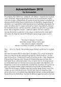 December 2010 nr. 69 Fra La Verna - Assisi-Kredsen - Page 3