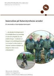 Download projektet her som PDF-fil - Skovhjælperne Østsjælland