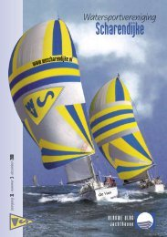 (Clubblad 3) december 2008 - Watersport Vereniging Scharendijke