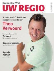 Theo Verwoerd, zanger en entertainer - Uw Regio