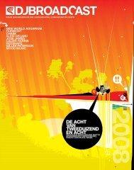 djb#25 januari/februari 2008 | djbroadcast.nl | djbroadcast.fm | gratis