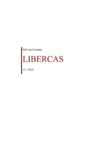 Libercas 12 2010 (PDF, 347.97 Kb) - Federale Overheidsdienst ...