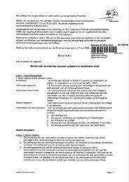 Regeling klokkenluiders - Gemeente Woerden
