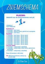 Plezier - banenzwemmer met pit - klo-kl.pdf - Kleine Oase
