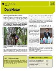 Nr 2, april - Naturskyddsföreningen