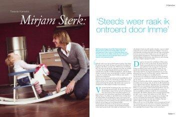 Mirjam Sterk - Linda de Waart