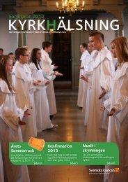 Kyrkhälsning 2012 nr 2 - Svedala församling