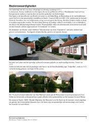 Bezienswaardigheden - Gemeente Sint-Martens-Latem