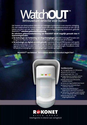 Betrouwbare detectie voor buiten - ARAS Security