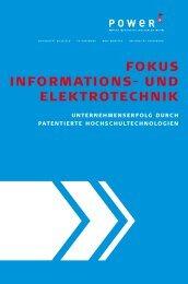 Ausstellungskatalog Fokus Informations- und Elektrotechnik - Der ...