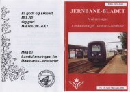 April - Landsforeningen Danmarks Jernbaner