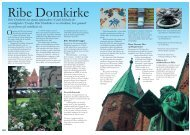 Ribe Domkirke har opnået topkarakter i Guide Michelin for ...