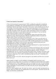 Lees ook het complete artikel in pdf - agp internet