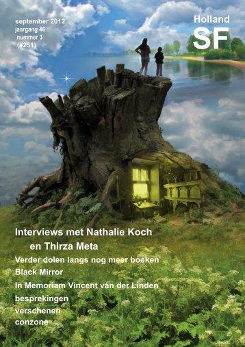 Holland Interviews met Nathalie Koch en Thirza Meta