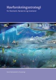 Havforskningsstrategi - Dansk Nationalråd for Oceanologi
