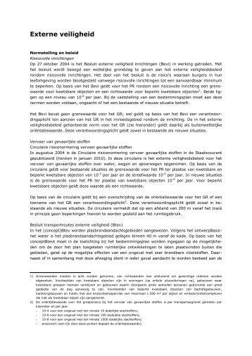 Bijlage 5 Externe veiligheid - Planviewer