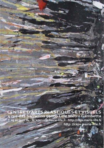 CENTRE D'ARTS PLASTIQUES ET VISUELS - Paintings | Daniel Broz