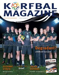 Degradant? - Korfbal Magazine