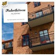 Ladda ned 8 sid presentationsfolder - Hyresbostäder Falköping