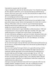 Bilag 23. Aage Nielsens 85 års jubilæums tale - Tune Idrætsforening