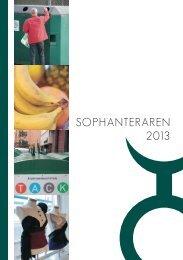 Sophanteraren 2013webb.pdf - Gislaveds kommun