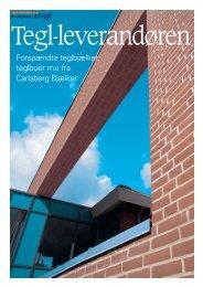 Forspændte teglbjælker, teglbuer m.v. fra Carlsberg ... - Randers Tegl