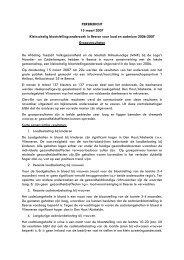 Persbericht 3 - Medisch Milieukundigen