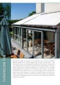 verandazonwering terrasschermen - Boflex - Page 4