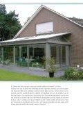 verandazonwering terrasschermen - Boflex - Page 7