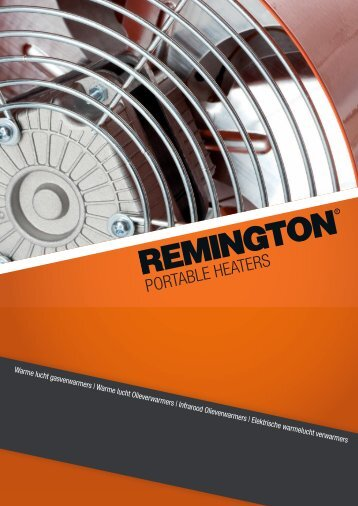 Remington - Mechatechniek