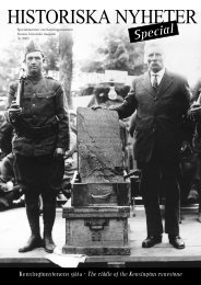 kensington historiska nyh - The Kensington Rune Stone