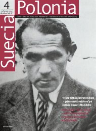 Franz Kafka i Bruno Schulz – m - Suecia Polonia