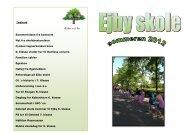 8. Skoleblad sommeren 2012 - Ejby Skole