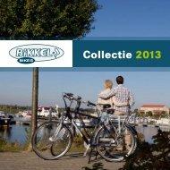 Collectie 2013 - De Mobiele Fietsspecialist Geert