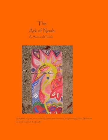 thearkofnoah - Get a Free Blog