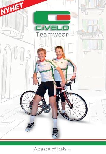 CiVelo katalog 2012_SWE.indd