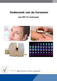 PET-CT hersenen - Instituut Verbeeten