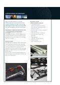 zeer geavanceerde en hoogwaardige productietechnieken • eigen ... - Page 2