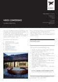 konference på first hotel vesterbro - First Hotels - Page 5