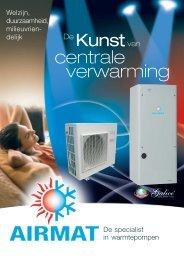 Airmat - Bart Vanderstraeten airconditioning en warmtepompen